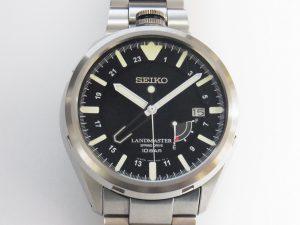 セイコー 買取 大阪 神戸 ランドマスター SBDB015 腕時計 高額査定