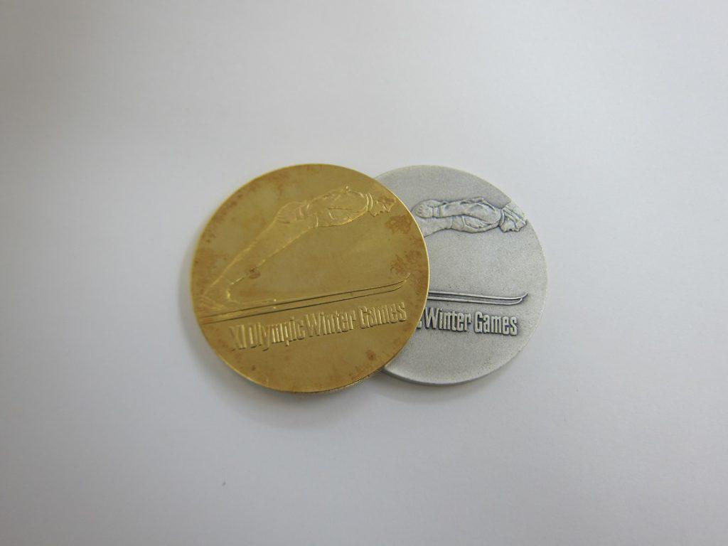 貴金属 買取 神戸 大阪 1972年 札幌オリンピック 記念メダル 高額査定