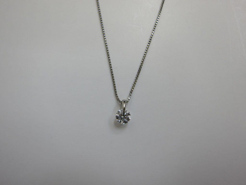 ダイヤモンド 高価買取 大阪 神戸 鑑定書のないダイヤ 0.4ct 無料査定