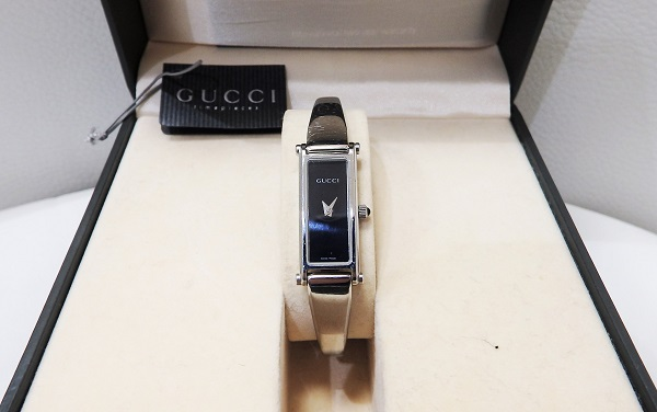 グッチ 1500L腕時計 買取 ブランド時計大阪神戸高価買取