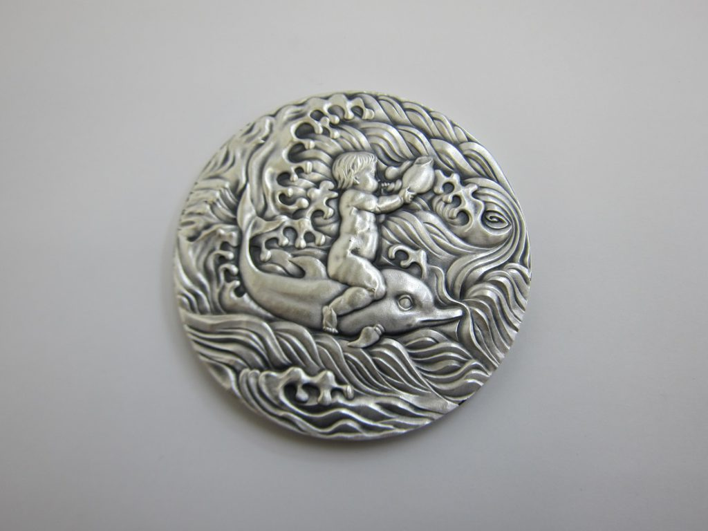 記念メダル 買取 神戸 大阪 純銀 SV1000 沖縄国際海洋博覧会 無料査定