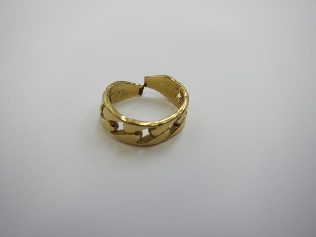 サイズが合わなくなったリング k18金 買取 大阪神戸
