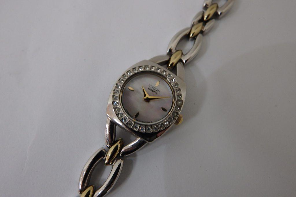 シチズン レディース 時計 高価買取 大阪神戸 ブランド時計買取