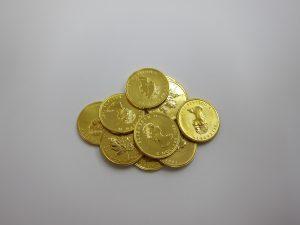 エリザベス コイン1/10oz 高価買取 大阪神戸