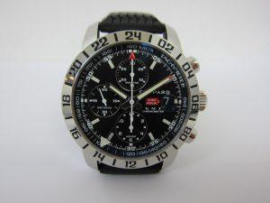 ショパール 時計 買取 神戸 大阪 ミッレミリア GMT クロノグラフ 16/8992