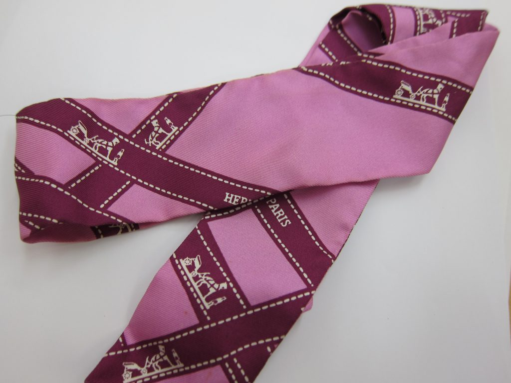 エルメス ツイリー カレ スカーフ 高価買取 大阪神戸
