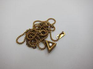 ダイヤモンドk18金ネックレス 買取 大阪神戸 貴金属 ダイヤ買取