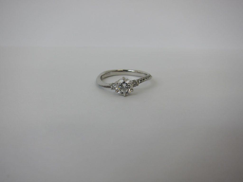 ダイヤモンド 買取 大阪 神戸 エンゲージリング 0.5カラット 高額査定