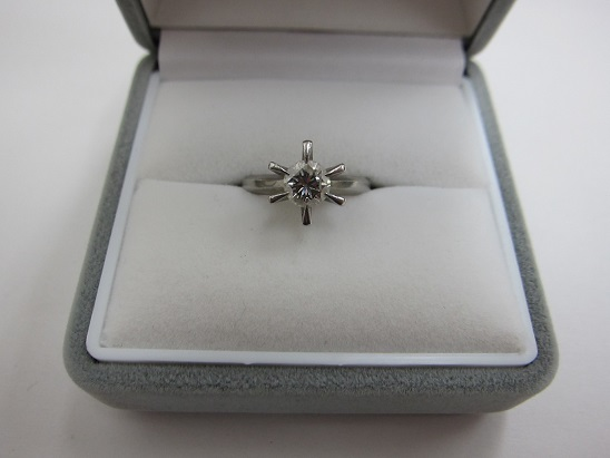 ダイヤモンド 買取 神戸 大阪 立て爪リング 昔のダイヤの指輪 無料査定
