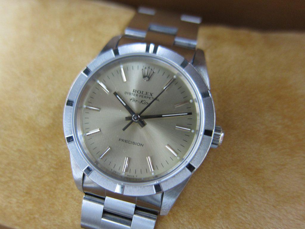 ロレックス エアキング 14010 大阪神戸 高価買取 ブランド時計 買取