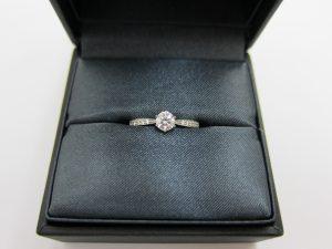 ダイヤモンド 買取 神戸 大阪 ラザールダイヤモンド エンゲージリング