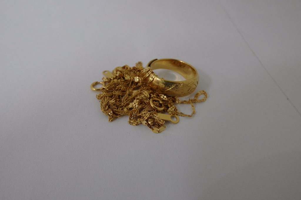 純金 ネックレス 指輪 K24金 大阪神戸 金 プラチナ製品高価買取