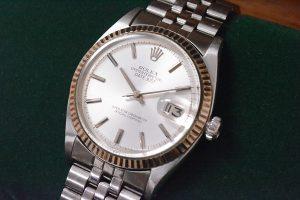 ロレックス デイトジャスト 1601 大阪神戸 ブランド時計高価買取