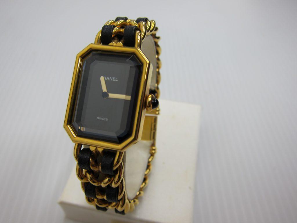 シャネル プルミエール H0001  ブランド時計 大阪神戸高価買取
