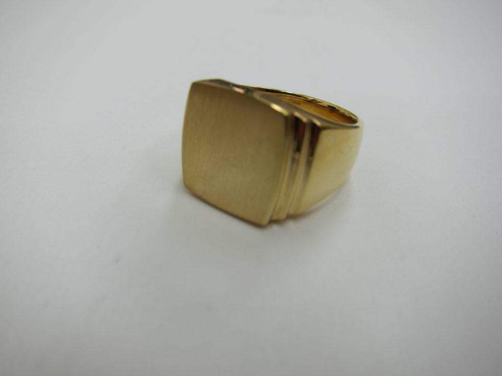 印台 k18金 指輪 大阪神戸買取 金プラス相場 貴金属売り時