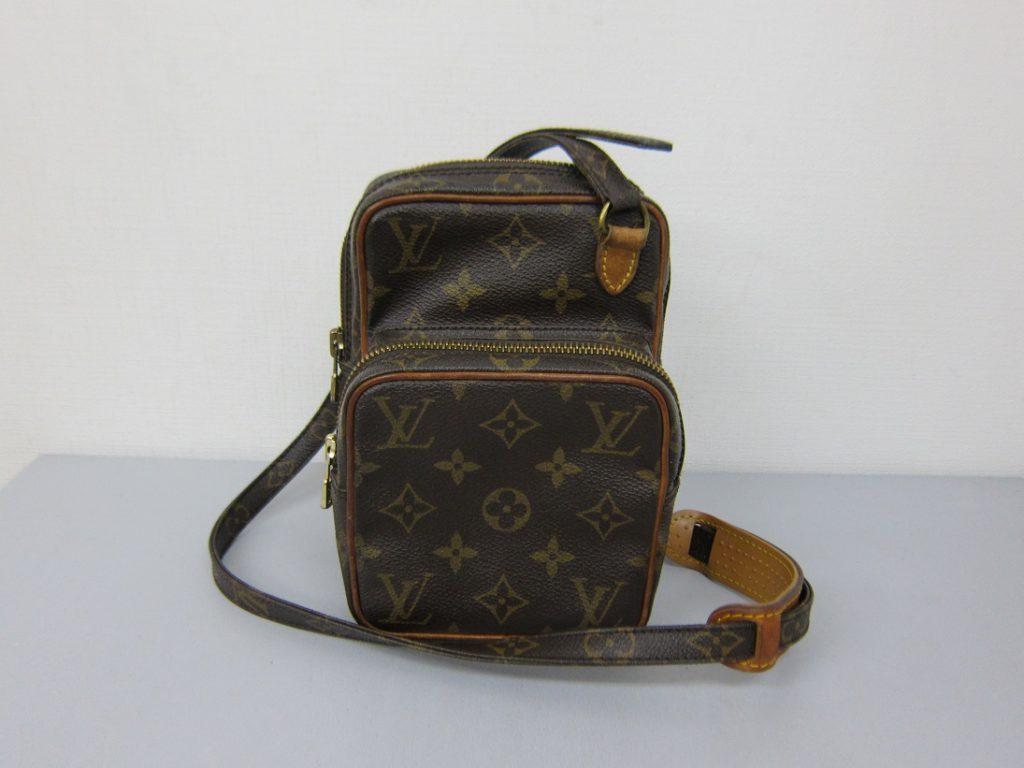 ルイヴィトン 高価買取 神戸 大阪 ミニアマゾン 昔のモノグラムのバッグ