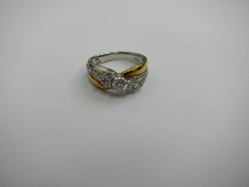 ダイヤモンド 高価買取 神戸 大阪 メレダイヤリング ジュエリー 宝飾品