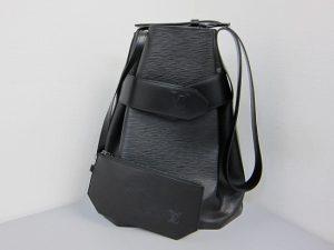 ルイヴィトン 高価買取 神戸 大阪 エピ サックデポールGM 90年代バッグ