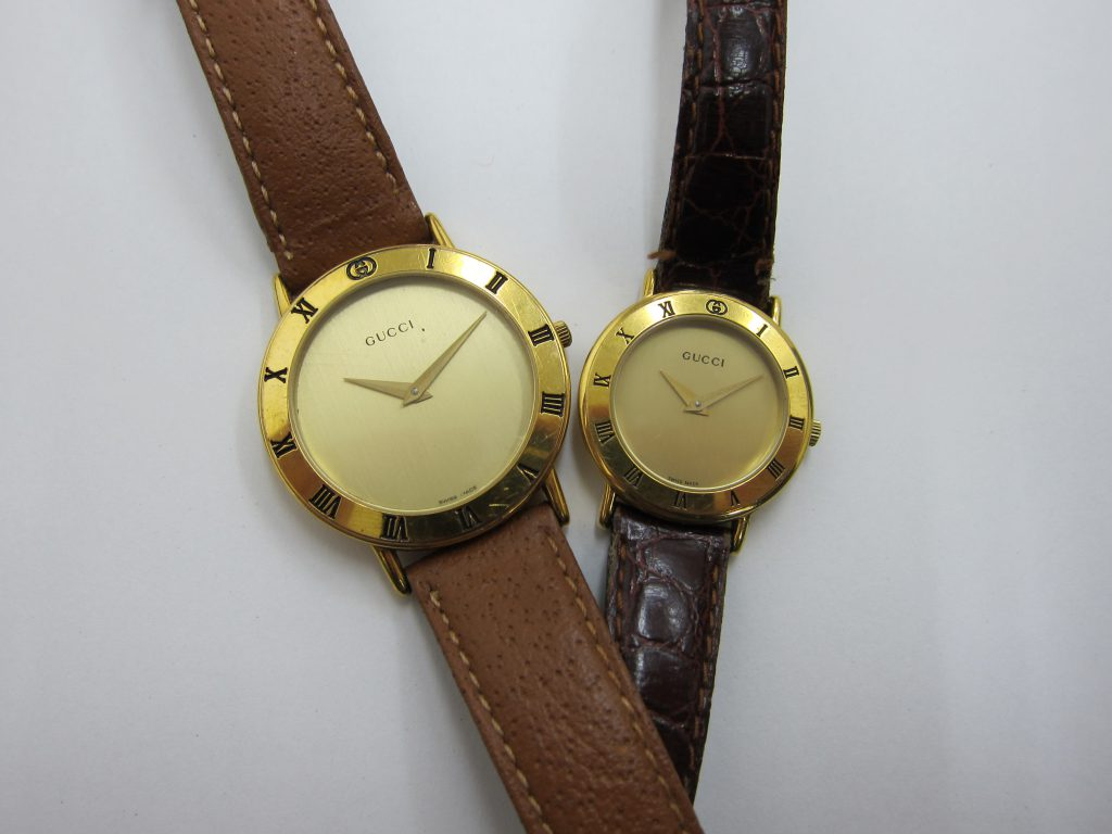 グッチメンズ レディース ブランド高級時計 大阪神戸高価買取