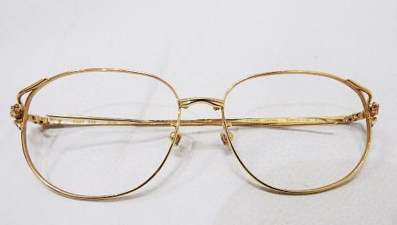 金縁眼鏡買取大阪神戸K18金フレーム眼鏡買取査定天神橋