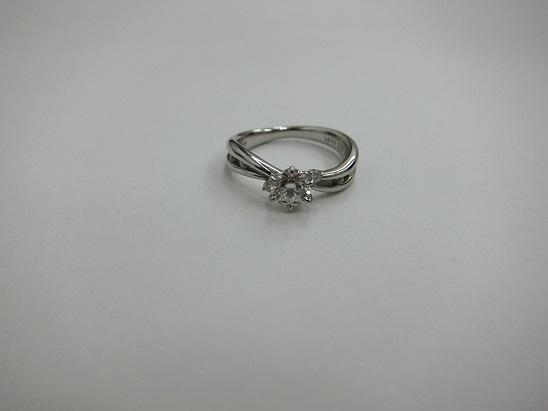 ダイヤモンド 買取 神戸 大阪 0.4カラット エンゲージリング 無料査定