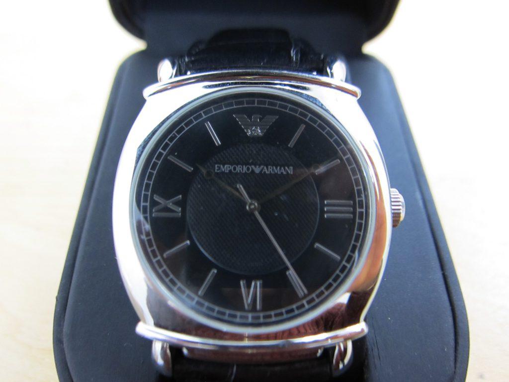 エンポリオアルマーニ時計  AR0263 ファッションブランド 大阪神戸買取