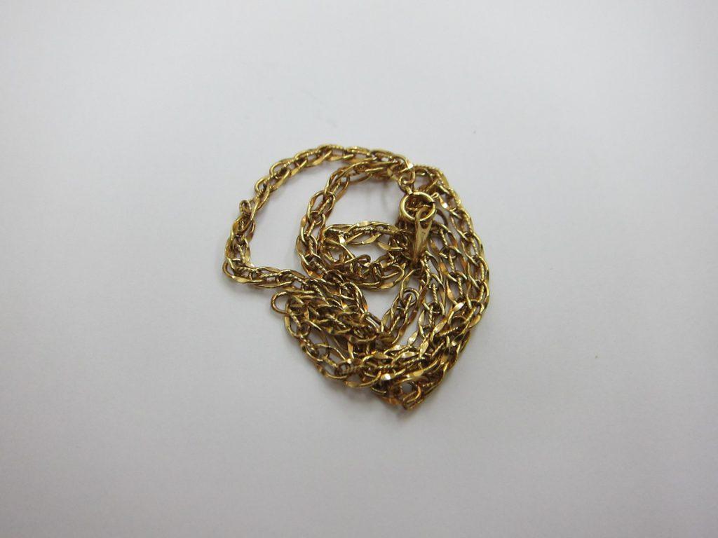 金ネックレス 750 K18金 貴金属売り時期 大阪神戸買取