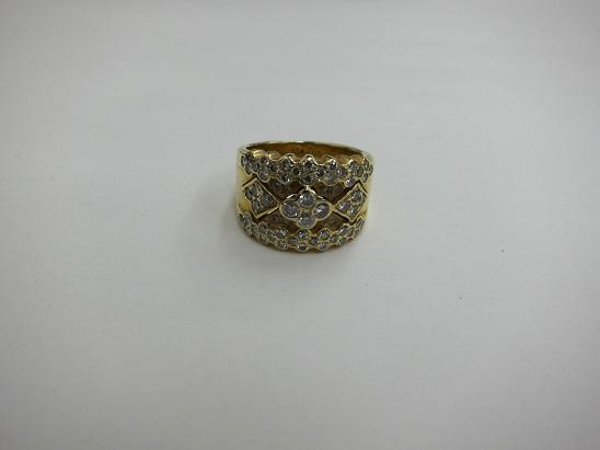 K18 メレダイヤモンド 買取 ゴールドジュエリー 無料査定 大阪 神戸