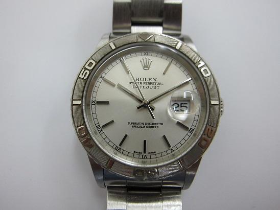 ロレックス 買取 5代目サンダーバード 16264 ブランド時計 高額査定