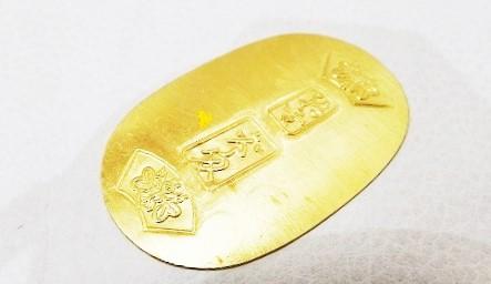 造幣局刻印 純金 K24 小判 10g 買取 大阪 神戸