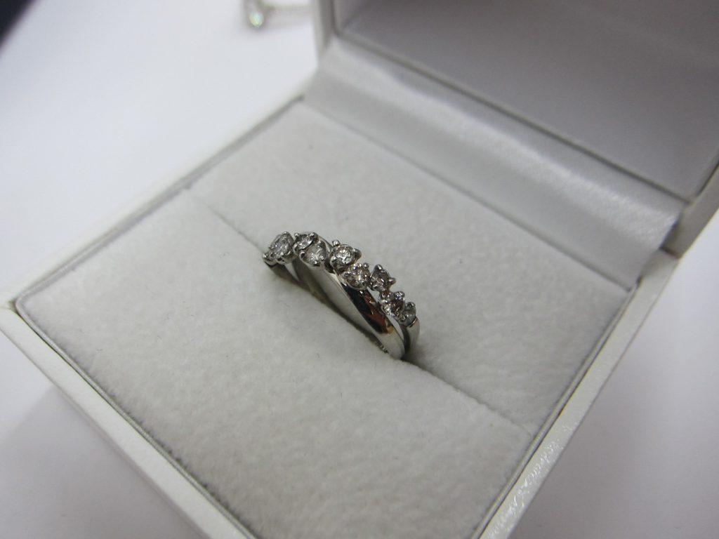 プラチナpt900 ダイヤモンドリング 買取 大阪神戸