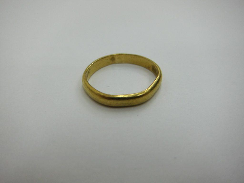 k24 純金 指輪 1000 海外純金ジュエリー 買取 大阪神戸