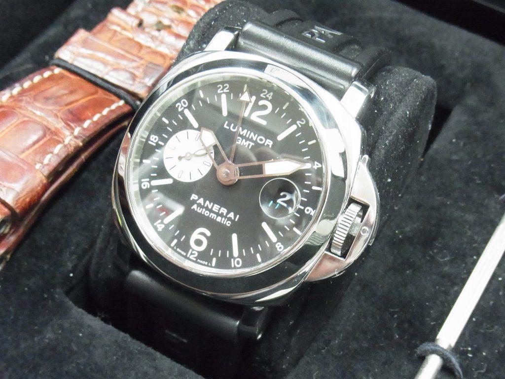 オフィチーネ パネライ ルミノール GMT PAM00088 買取 大阪神戸