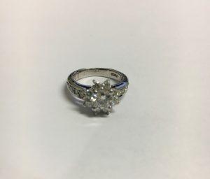 ダイヤモンドリング買取大阪神戸デザインリング