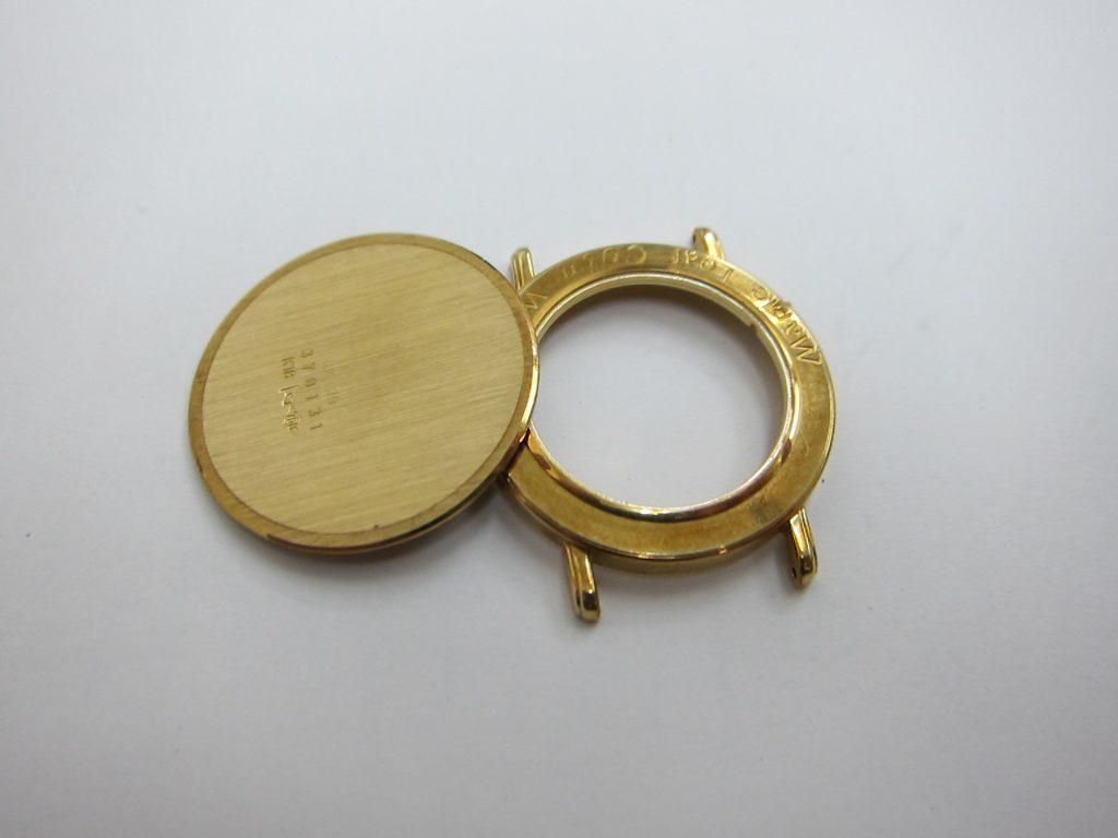k18金 時計枠 金時計 貴金属 インゴット コイン買取 大阪 神戸