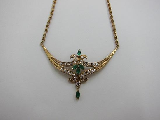 宝飾品 高価買取 18金製ジュエリー 金価格上昇につき査定額アップ