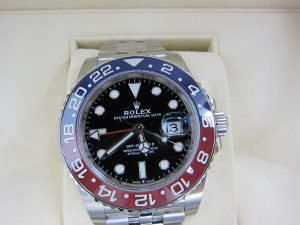 ロレックス126710BLRO GMTマスター2 大阪神戸 買取