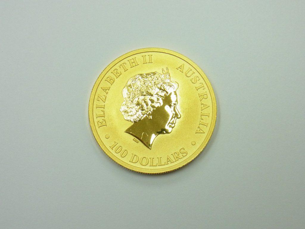 金 買取 オーストラリア カンガルー金貨 純金コイン 1オンス 査定
