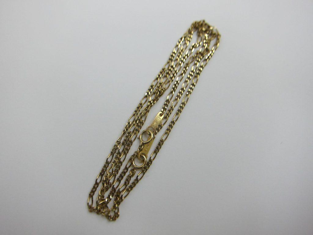 金のネックレス K18金 年末大掃除 貴金属 買取