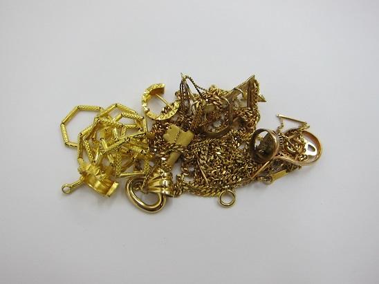貴金属 買取 18金 23金 ネックレスやリング 高額査定 本日の金価格