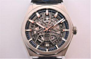 ゼニス デファイクラシック 95.9000.670 ブランド時計買取