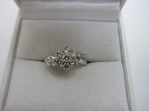 ダイヤモンドリング 宝石ジュエリー 貴金属 買取