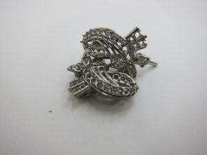 宝石を外したイヤリング プラチナpt900 貴金属 買取