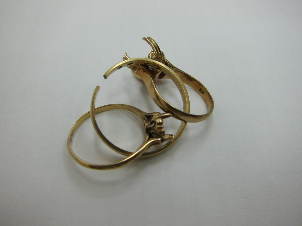 使わなくなった 切れたリング ネックレス 貴金属 k18金 買取