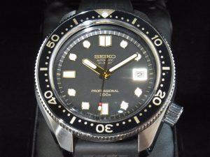 セイコー マリーンマスター 買取 1968 復刻デザイン SBEX007