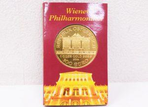 オーストリア ウィーン金貨 1オンス 金貨 純金 99.99%/K24 買取
